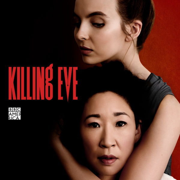 Убивая Еву / Killing Eve [S01] (2018) WEB-DL 720p | LostFilm | 8.17 GB