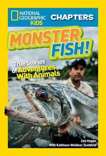 NGW: Крупные рыбы Зэба: огромный сом / Monster Fish. Zebs Big Fish (2018) HDTV [H.264 / 1080i-LQ]