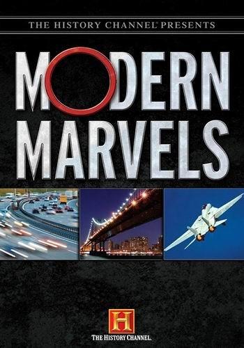 Современные чудеса. Обратный отсчет / Modern Marvels Countdown (2012-2013) HDTVRip