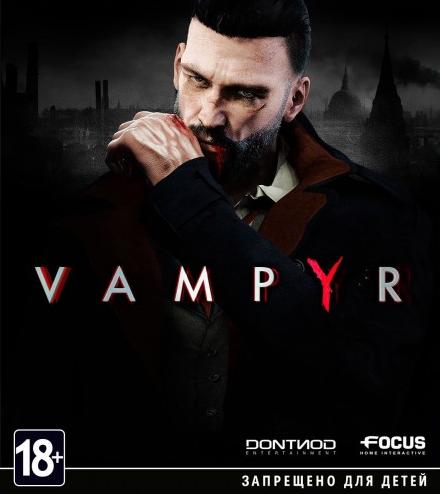 Vampyr (2018) PC | RePack
