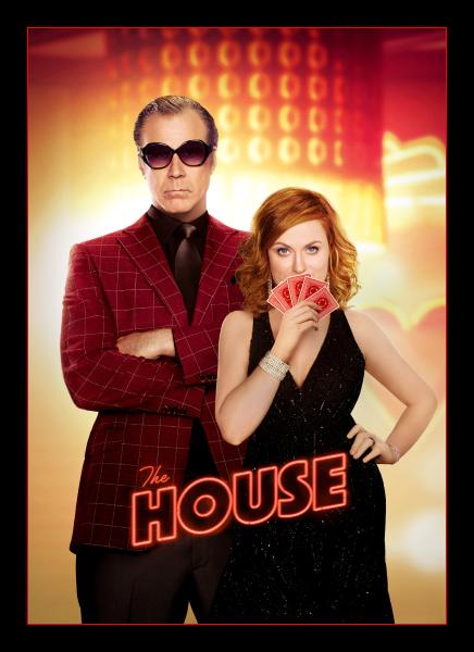 Дом / The House (Эндрю Дж. Коэн / Andrew Jay Cohen) [2017, США, комедия, BDRip] Dub (iTunes)