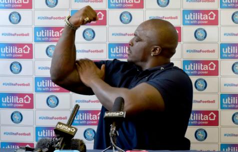 """Акинфенва: """"Рамосу повезло, что он не встретится со мной на футбольном поле"""""""