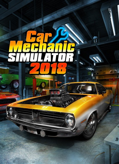 Car Mechanic Simulator 2018 Ford-RELOADED
