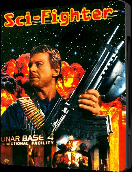 Небесные воины / Sci-fighters (1996) DVDRip-AVC от ExKinoRay | A