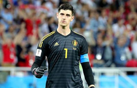 """Мадрид"" готов заплатить за Куртуа 35 млн евро?"