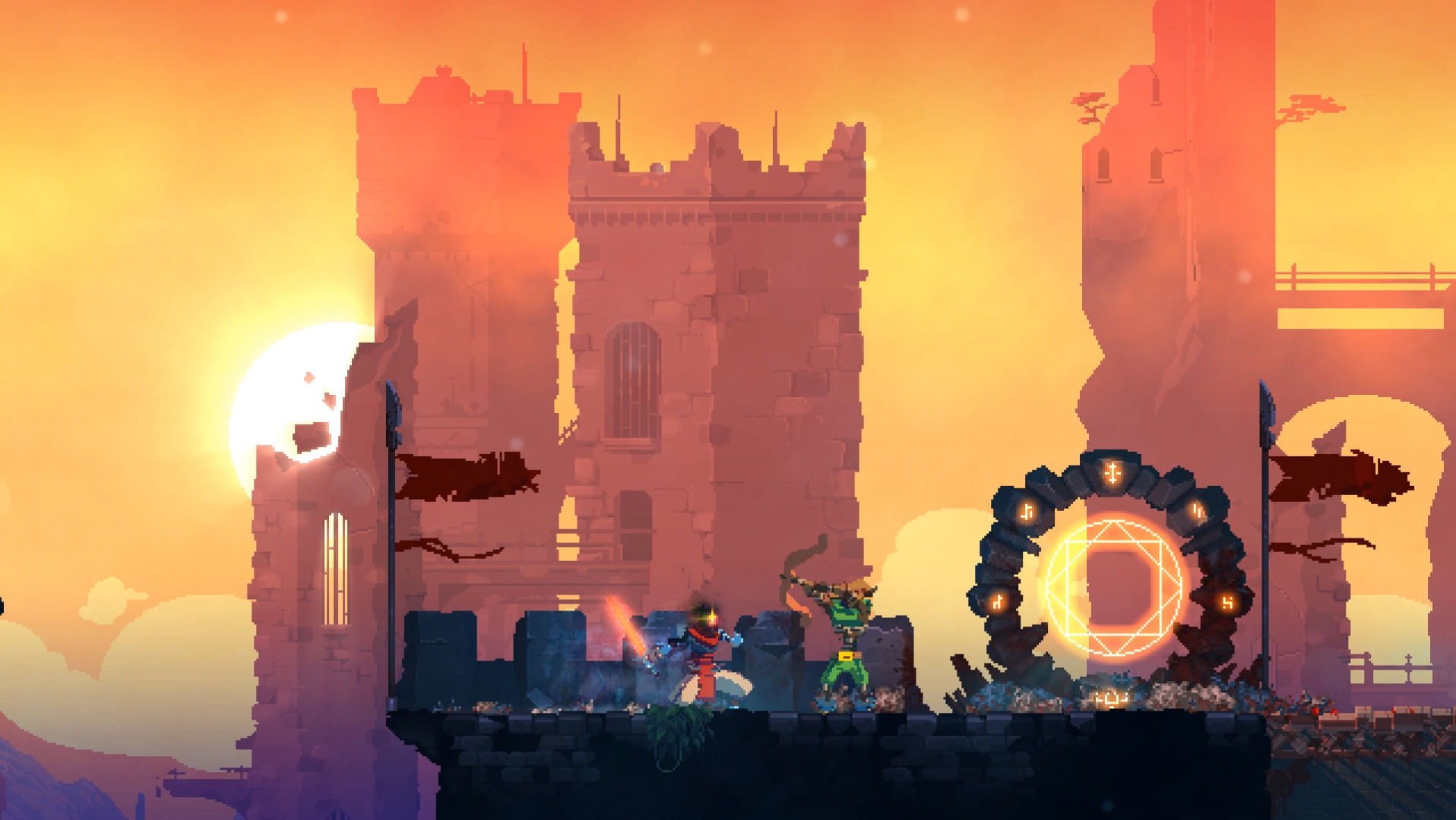 Dead Cells (2018/PC/Русский), RePack от SpaceX