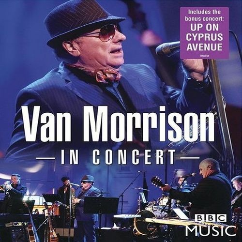 (Rock, Blues, Jazz) Van Morrison - In Concert (2 CD) - 2018, MP3, 320 kbps