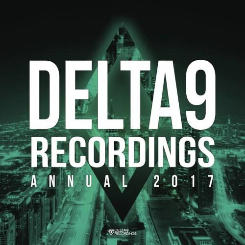 (Drum and Bass) [WEB] VA - Annual 2017 [Delta9 Recordings] - 2017, FLAC (tracks), lossless