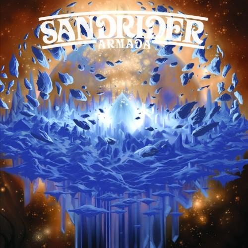 (Stoner / Hard Rock) Sandrider - Armada - 2018, MP3, 320 kbps