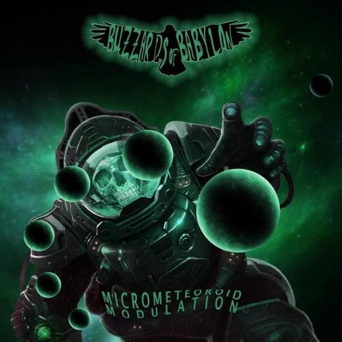 (Heavy/Stoner Metal) Buzzards of Babylon - Micrometeoroid Modulation - 2018, MP3, 320 kbps
