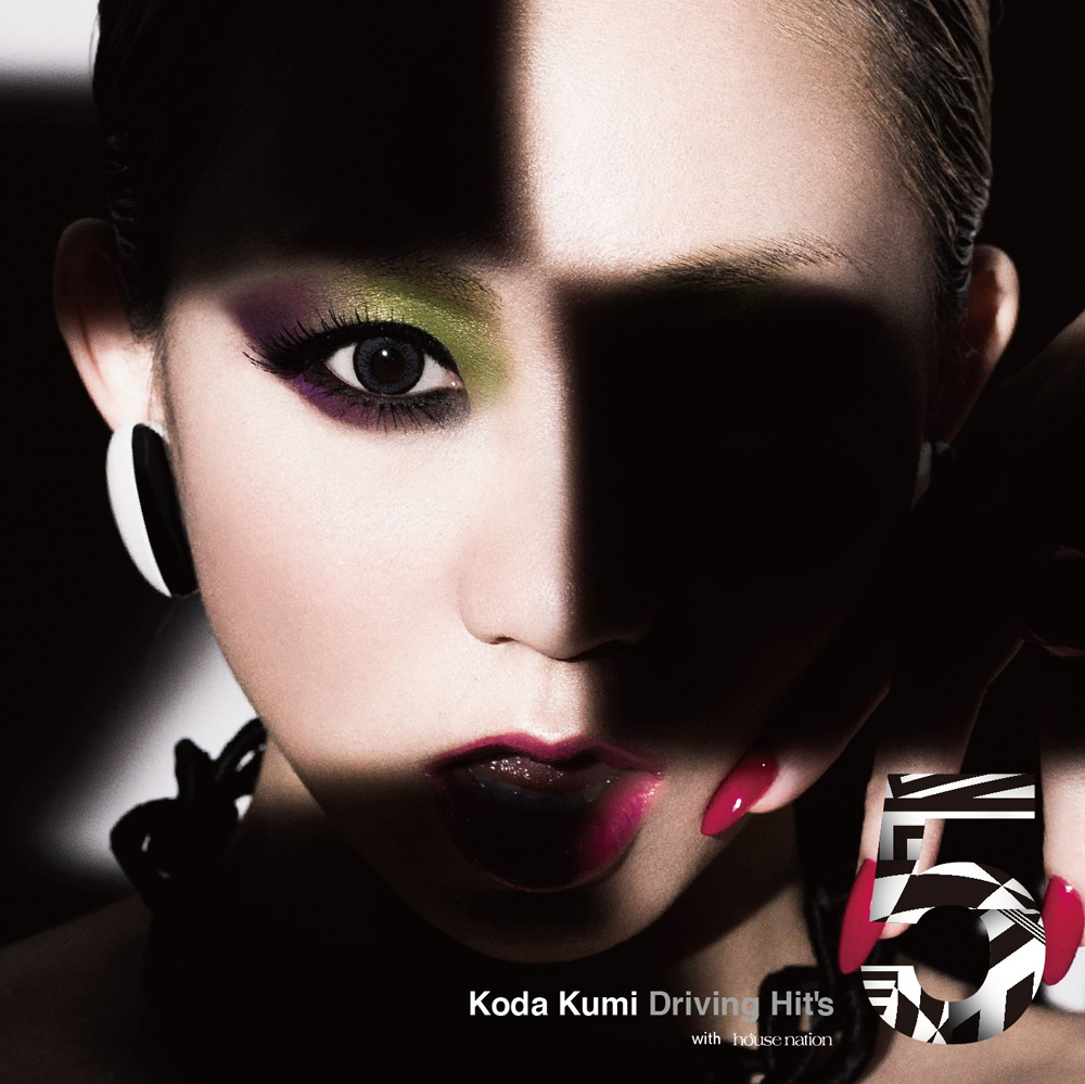 20180721.0105.05 Koda Kumi - Driving Hit's 5 (FLAC) cover.jpg