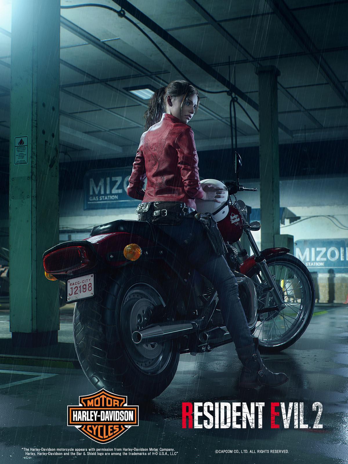 Resident Evil 2: Remake привезут на Comic-Con 13966dcab909264ad26dfd2d867970cf