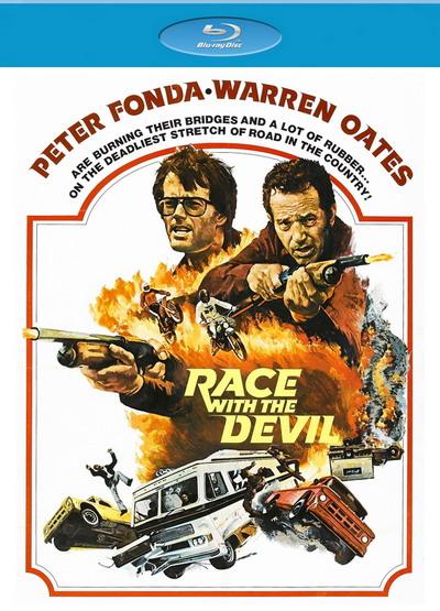 Гонки с дьяволом (Наперегонки с дьяволом) / Race with the Devil (1975) BDRemux [H.264/1080p]