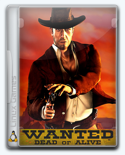 (Linux) Desperados: Wanted Dead or Alive (2001) [Ru/Multi] (gog-1) License GOG
