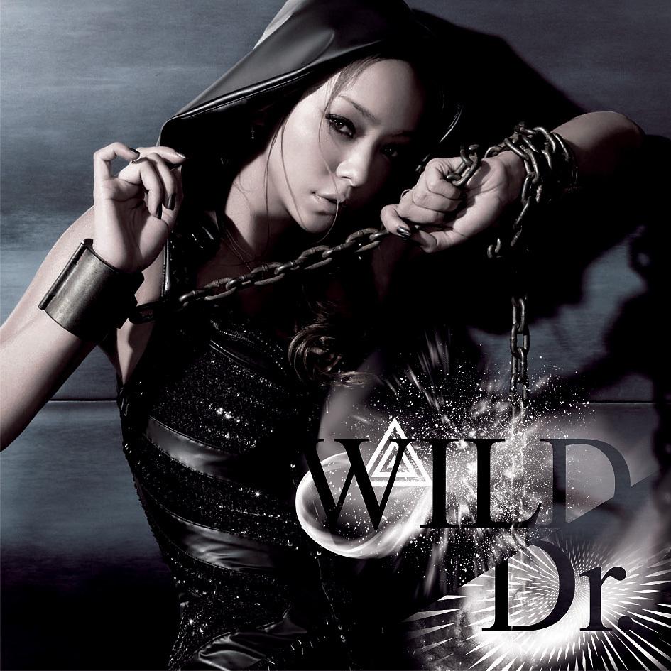 20180725.0440.2 Amuro Namie - Wild ~ Dr. (DVD) cover.jpg