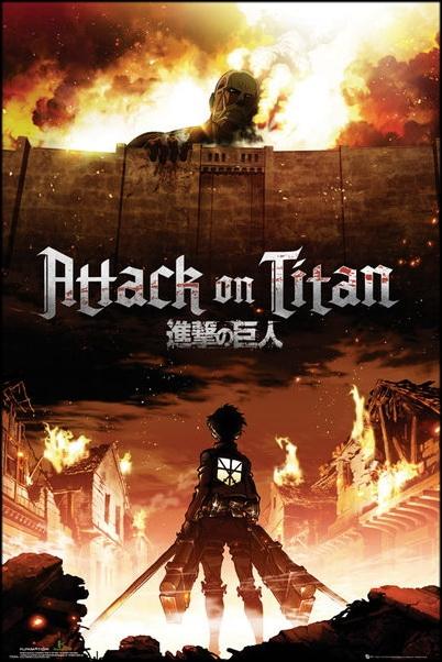 Нашествие Титанов (ОВА) / Shingeki no Kyojin / Attack on Titan [OVA] [серия 1 из 8] [JAP+SUB] [Без хардсаба] [2013, приключения, триллер, фантастика, HDTVRip] [720p]