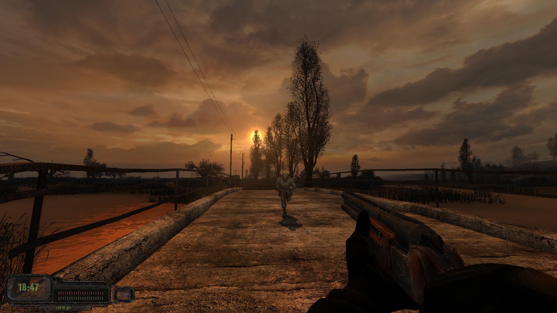 S.T.A.L.K.E.R.: Shadow of Chernobyl - Вариант Омега 2. Холодное лето 2014-го [v1.1] (2018/PC/Русский), Repack от SeregA-Lus