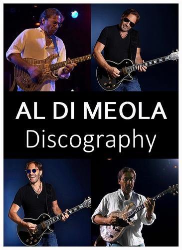 Al Di Meola - Discography (1976-2018)