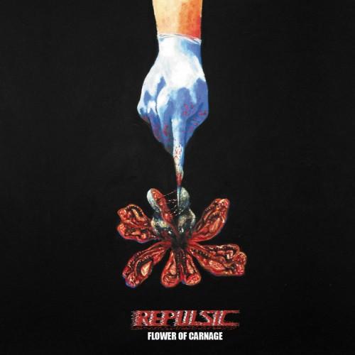 (Grindcore, Death Metal) Repulsic - Flower of Carnage - 2018, MP3, 320 kbps