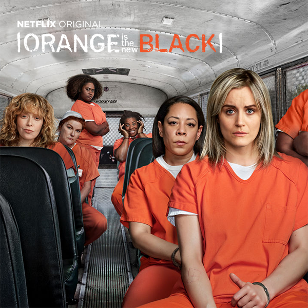 Оранжевый - хит сезона / Orange Is the New Black (2018) WEBRip | NewStudio
