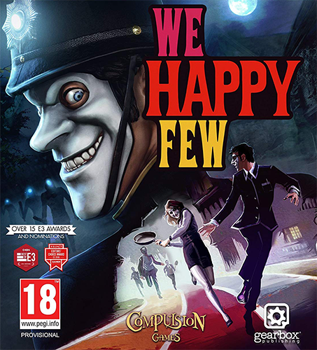 We Happy Few [v 1.6.76676 + DLC] (2018) PC | RePack от xatab | 7.73 GB