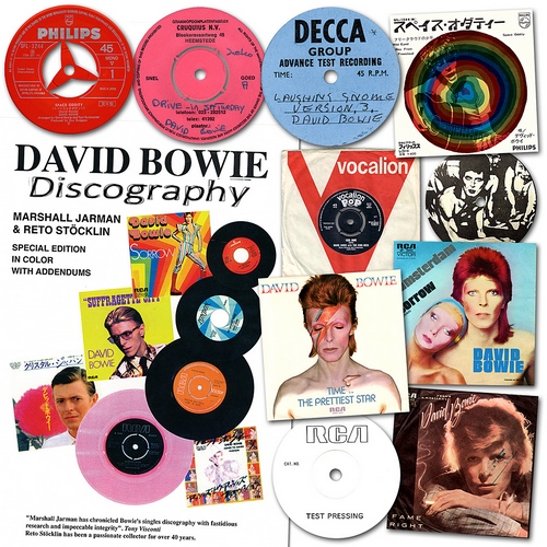 David Bowie - Discography (1967-2017)