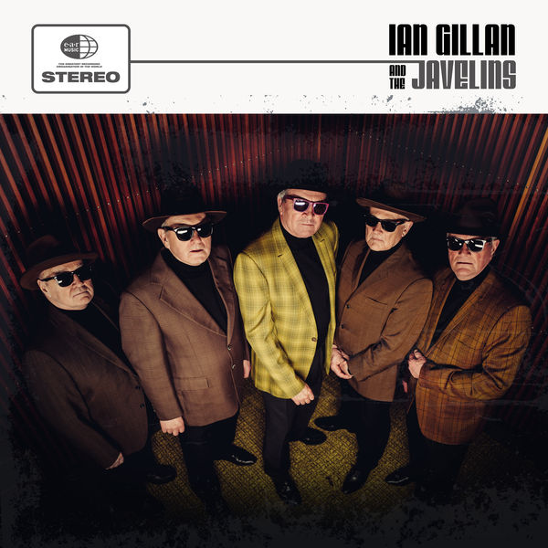 Ian Gillan (Deep Purple) & The Javelins - Ian Gillan & The Javelins (2018) MP3