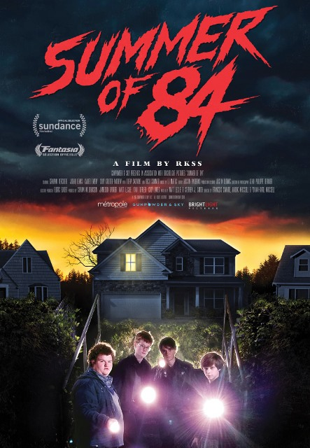Лето 84 / Summer of 84 (2018) AC3 5.1 [hand made]