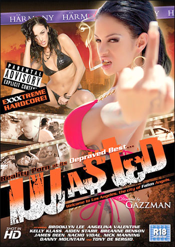 Harmony - Развратные девочки / Wasted / Filles Depravees (2012) DVDRip