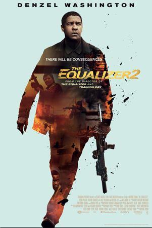Великий уравнитель 2 / The Equalizer 2 (2018) TS [MVO]