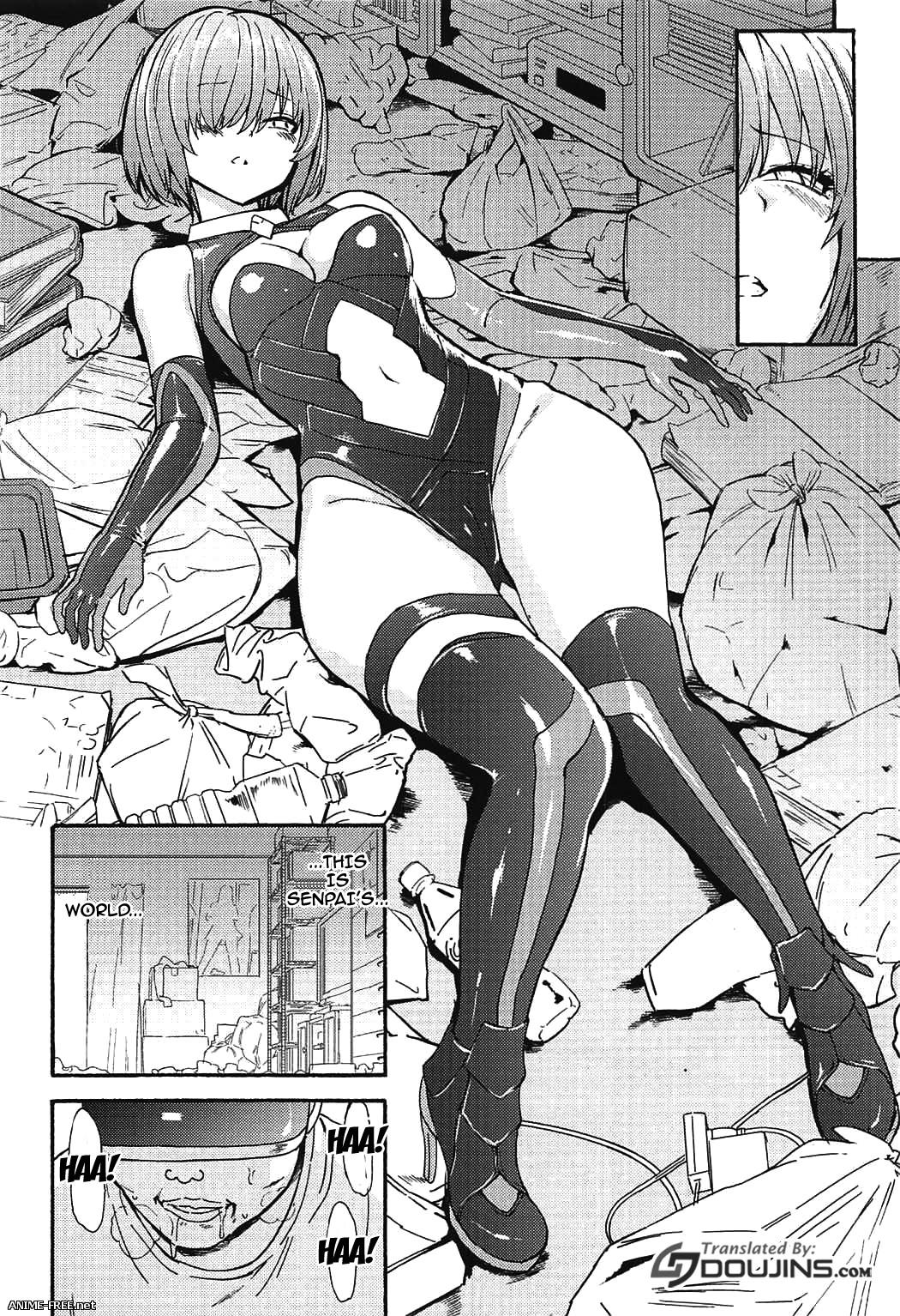 Hakaba / Dairiseki - Сборник хентай манги [Ptcen] [ENG,JAP,RUS,CHI] Manga Hentai
