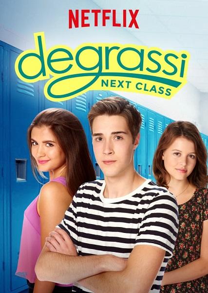 Деграсси: Новый Класс / Degrassi: Next Class [S02] (2016) WEBRip 720p | ColdFilm | 6.79 GB