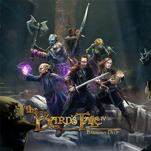 The Bard's Tale IV: Barrows Deep (2018) PC | Repack