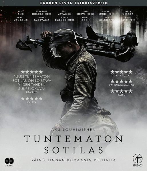 Неизвестный солдат / Tuntematon sotilas (2017) BDRip | A