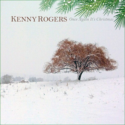 [TR24][OF] Kenny Rogers - Once Again Its Christmas - 2015 (Country, Pop Rock, Christmas)