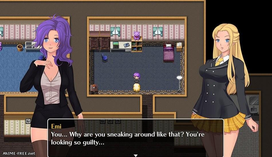 Futanari Quest [2017] [Uncen] [ADV, RPG] [ENG] H-Game
