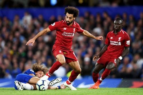 АПЛ 2018/19.0-й тур Челси-Ливерпуль (обзор) [Футбол]