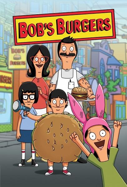Закусочная Боба / Бургеры Боба / Bob's Burgers [09х01-09 из 22] (2018) WEBRip 1080p | ColdFilm