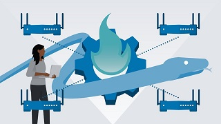 [LinkedIn Learning / Lynda.com / David Bombal] Python NAPALM Network Automation [2018, ENG]