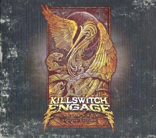 Killswitch Engage - Incarnate (2016) Special Edition [FLAC|Lossless|image + .cue] <Metalcore>