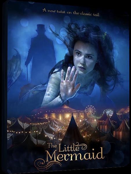 Русалочка / The Little Mermaid (2018) WEB-DLRip-AVC от ExKinoRay | HDRezka Studio