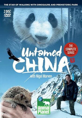 Animal Planet. Другой Китай с Найджелом Марвеном / Untamed China with Nigel Marven (2014) HDTV [H.264/1080i-LQ] (эпизоды 6 из 6)