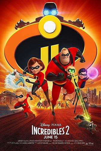 Incredibles 2 2018 1080p WEB-DL DD5 1 H264-CMRG
