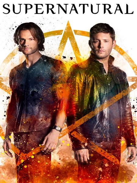 Supernatural Seasons (1-13) Complete BDRip XviD x264-MiXED