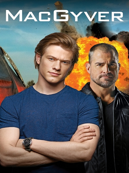 MacGyver 2016 Seasons (1-2) Complete DVDRip x264-MiXED