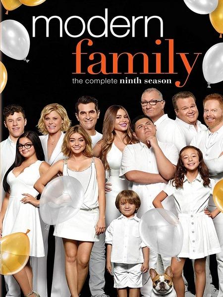 Modern Family Season 9 DVDRip x264-REWARD
