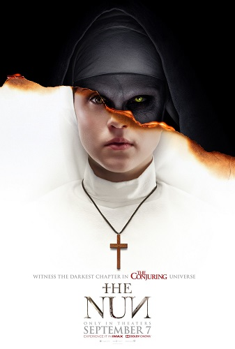 The Nun 2018 1080p HC HDRip X264 AC3-EVO