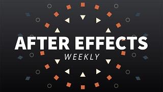 [LinkedIn Learning / Eran Stern] After Effects Weekly [25 / 10 / 2018, ENG]