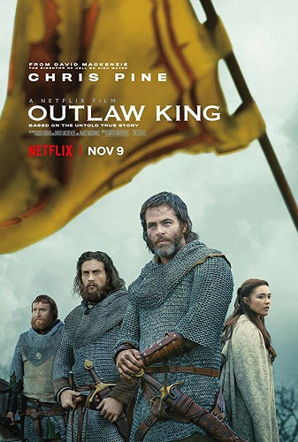 Outlaw King 2018 HDRip XviD AC3-EVO