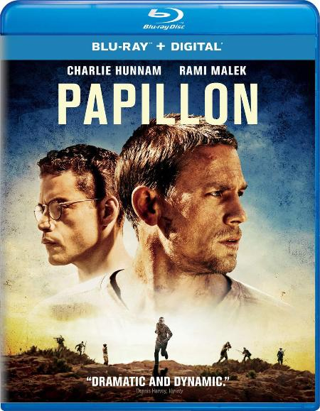 Мотылек / Papillon (2017) BDRip-AVC | L2